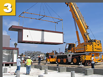 palomar modular buildings installation